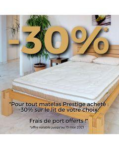 Matelas latex Prestige